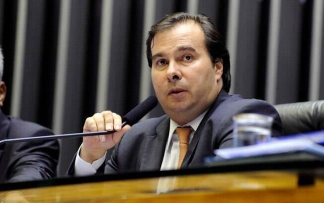 O presidente da Câmara, Rodrigo Maia, anunciou a abertura de uma CPI para investigar a tragédia de Brumadinho