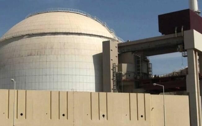 Usina Nuclear do Irã
