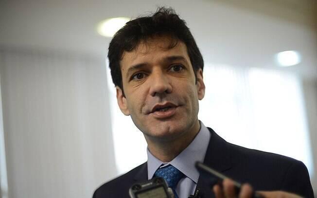 Ministro do Turismo, Marcelo Álvaro.