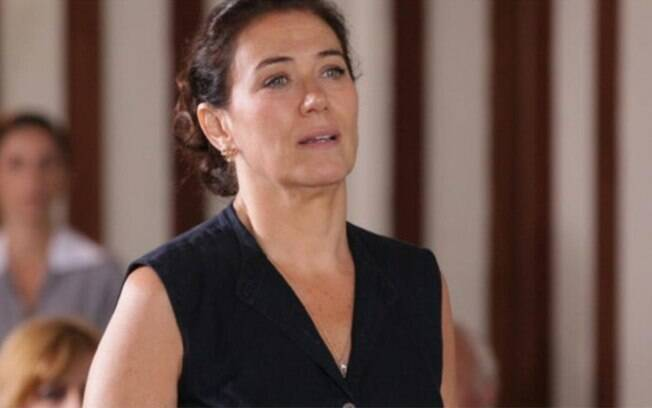 Griselda invade a casa de Tereza Cristina
