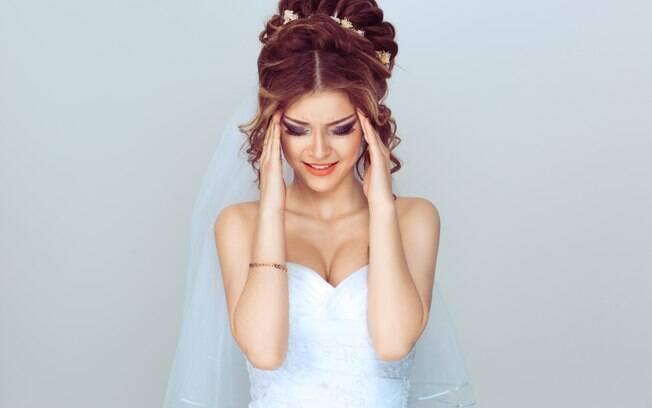 A noiva descobriu que sua publicação viralizou nas redes e fez uma ameaça aos convidados com um detector de mentiras