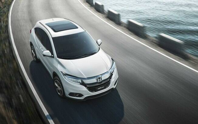 Honda HR-V branco