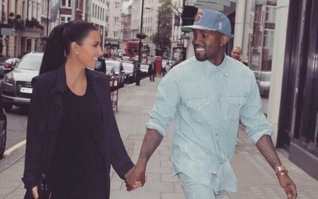 Kanye West e Kim Kardashian tem três filhos. O casal vem sofrendo com comparações de com o filme