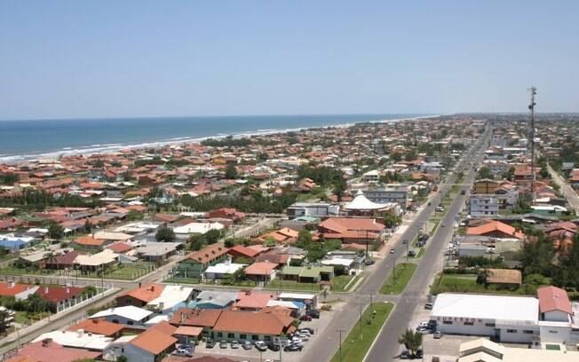 Xangri-lá, no litoral norte do Rio Grande do Sul