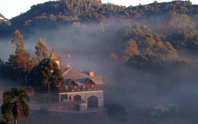 A pequena Nova Petrópolis faz parte da Rota Romântica pelas serras. Foto: Vanessa Birk