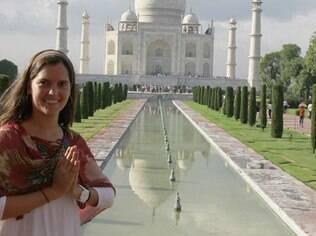 Teté no lugar que amou e odiou: a Índia