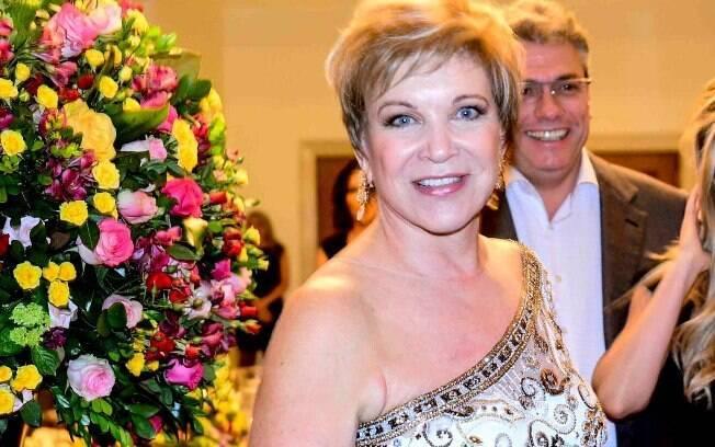 Marta Suplicy na festa em que comemorou os 70 anos de idade; saída do PT começou a se costurar no fim do ano passado, quando ela deixou o Ministério da Cultura