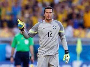Emocionado, o camisa 12 se tornou o grande nome da classificação brasileira
