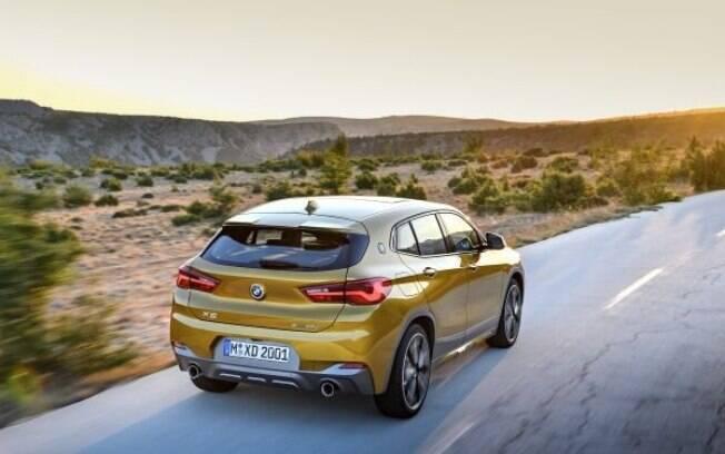 BMW X2: SUV com forte pegada esportiva deverá chegar ao mercado brasileiro no segundo semestre