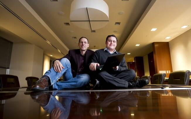 Tuchen e Moore, da Rapid 7: especialistas em brechas de sistemas de videoconferências