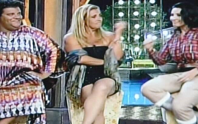 Gominho, Rita e Sheila disputam Prova do Fazendeiro