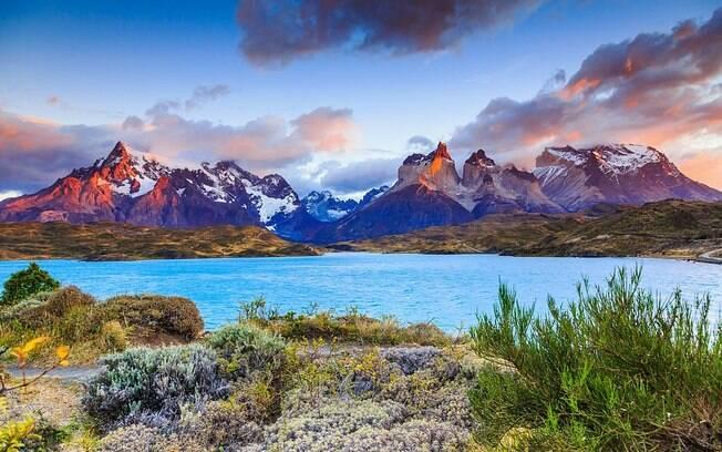 O Parque Nacional Torres del Paine é o epítome da vida selvagem e leva o 1º lugar da lista