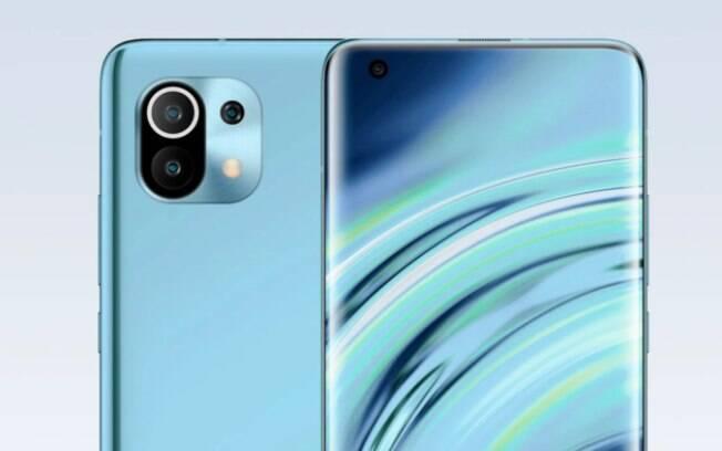 Xiaomi Mi 11 será lançado na próxima semana