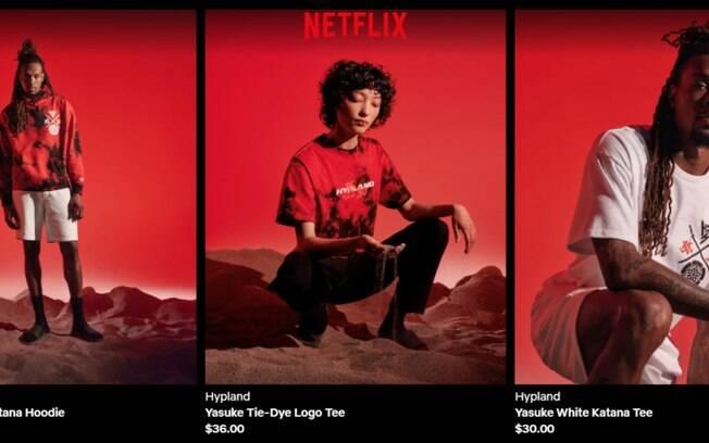 Netflix diversifica receita com e-commerce de produtos de filmes e séries