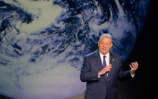 Al Gore comenta fala de Paulo Guedes
