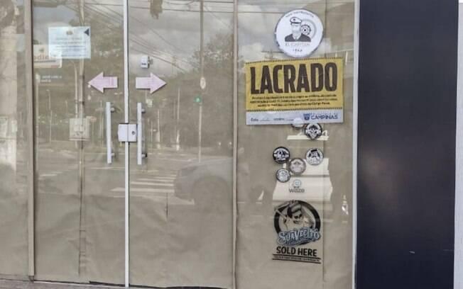 Vigilância de Campinas fecha barbearia em Barão Geraldo