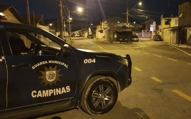 Guarda Municipal de Campinas dispersa 941 pessoas em aglomerações