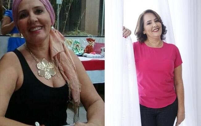Heliana Jacintho descobriu o câncer de mama em 2012 e casou-se com o atual marido durante o tratamento, mostrando que, apesar de a sexualidade ser, sim, afetada pela doença, isso não precisa afetar um relacionamento