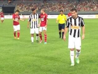 ESPORTES - CHINA - 28.06.2014 Atletico MG x Guangzhou Evergrande  FOTO : Atletico Mineiro / Divulgacao