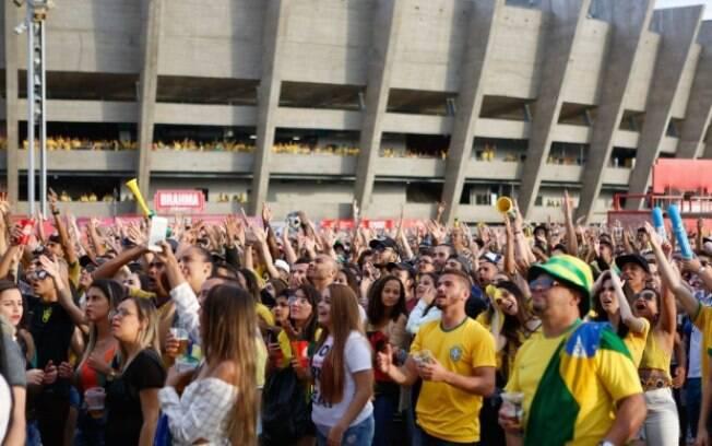 Durante o jogo do Brasil, serviços essenciais deverão ter escala para assegurar a continuidade sem interrupção