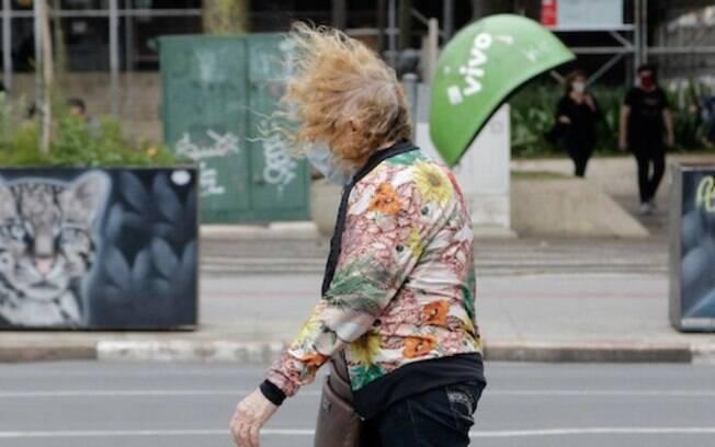 Ventania: Campinas registrou ventos de quase 60 km/h