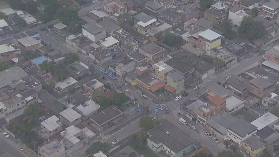 Chacina no Rio deixa quatro mortos e outros feridos