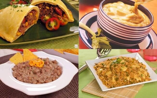 5 receitas deliciosas para você se sentir no México