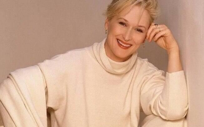 Atriz Meryl Streep, 42 anos de carreira e 21 indicações ao Oscar