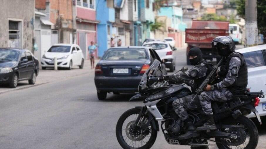 Polícia ocupa Morro do Castela, no Rio