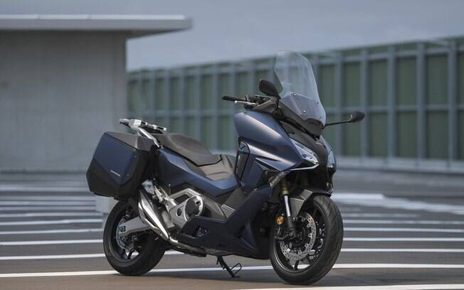Honda Forza 750