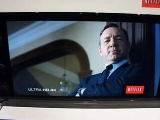 Netflix já faz série em resolução Ultra HD