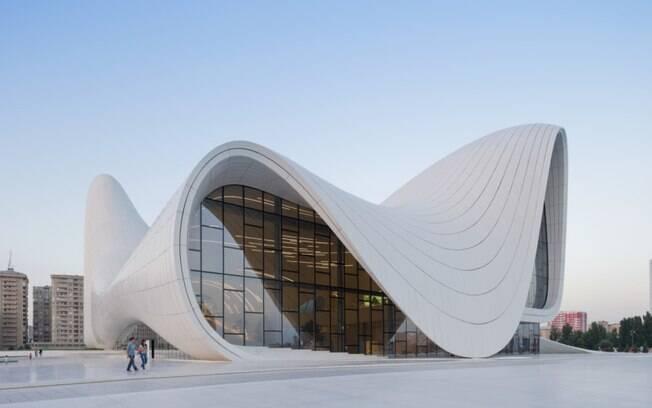 Centros culturais pelo mundo: Heydar Aliyev – Azerbaijão