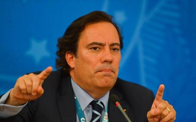 Pedro Guimarães, presidente da Caixa Econômica Federal