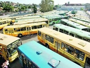 Situação.  Empresas de ônibus investiram R$ 280 milhões em novo sistema e dizem estar no vermelho