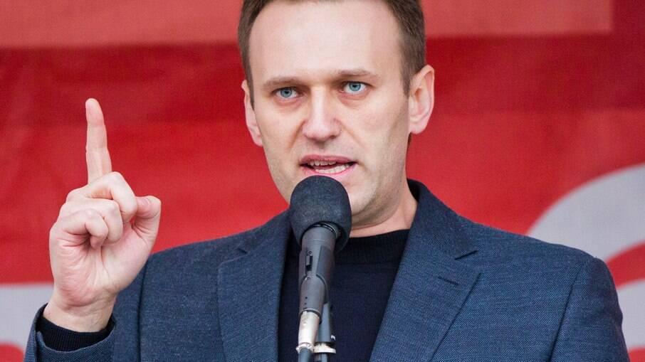 Alexei Navalny, principal opositor russo