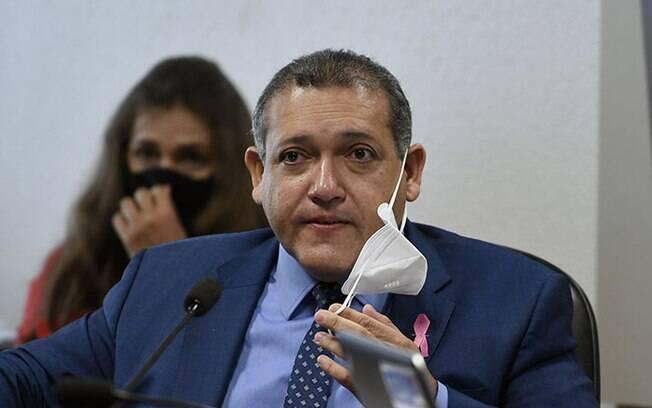 Kassio Nunes foi aprovado pelo para vaga no STF por 57 votos a 10
