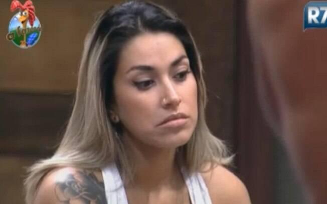 Dani Bolina terá imunidade na sua primeira semana de reality show