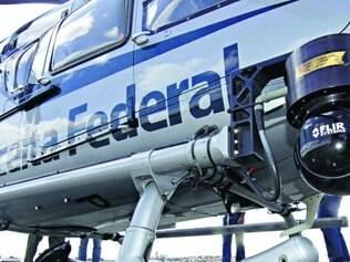 Grifo 1. A exemplo do ano passado, um helicóptero da Receita vai captar as imagens de condomínios