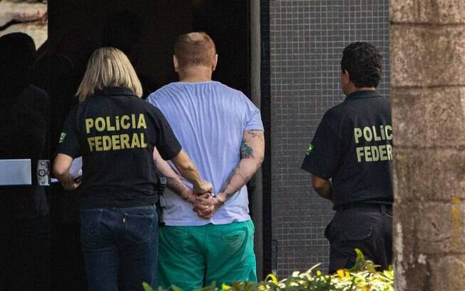 Homens foram presos durante Operação Spoofing, deflagrada pela Polícia Federal