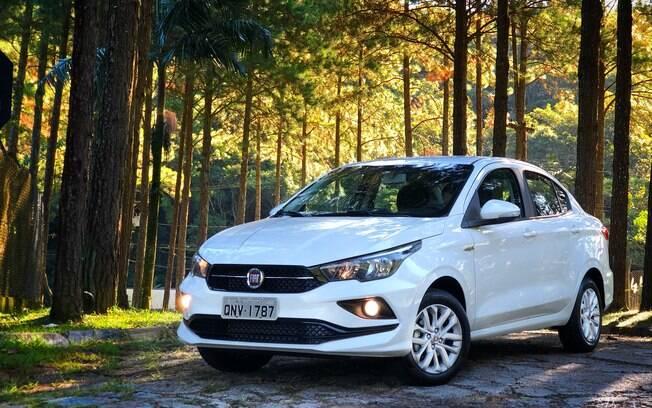 Fiat Cronos consegue ficar na frente dos principais concorrentes em vendas nos primeiros quinze dias de julho