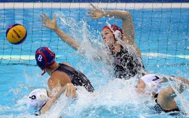 Polo aquático nos Jogos Olímpicos