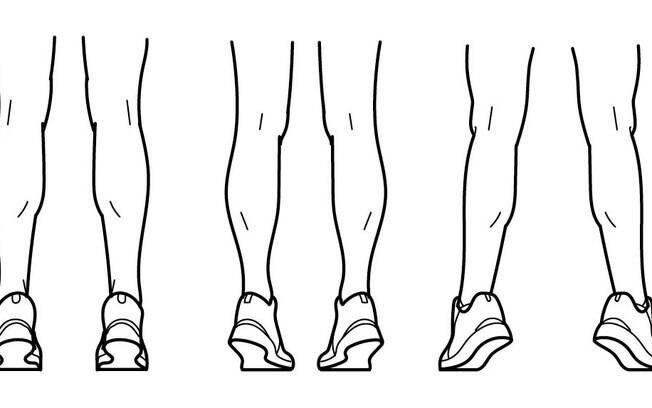 Exercício para panturrilha fecha a série de aquecimento para corrida