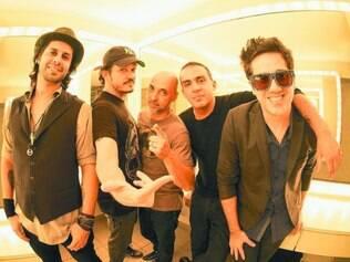 Balada. Músicos do Jota Quest prometem clima dançante no show que a banda faz da próxima sexta em Belo Horizonte