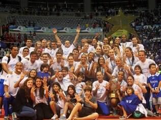 Após decisão disputada no Maracanãzinho, Unilever levantou seu nono título da Superliga Feminina