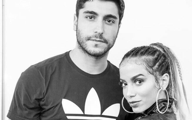 Uma das celebridades mais influentes do Brasil, Anitta casou com o empresário Thiago Magalhães