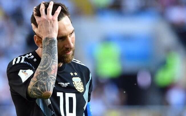 Messi pode voltar a ser convocado para a seleção argentina no próximo ano