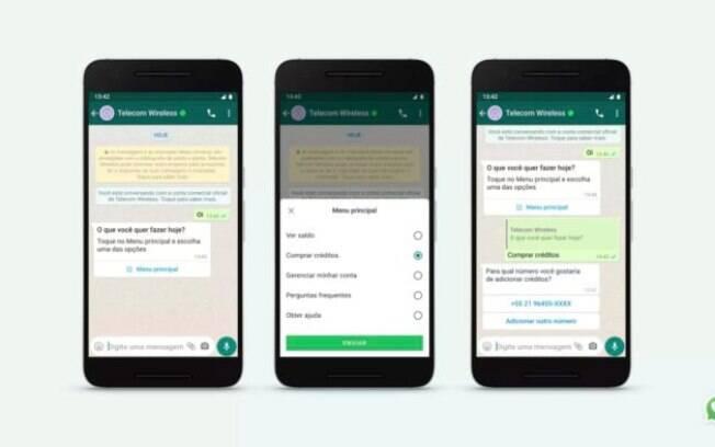 WhatsApp ganha novidades