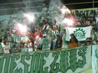 Torcida do Icasa, agora, terá que torcer por clube na Série B