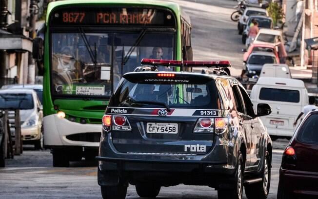 Rota será um dos grupamentos da Polícia Militar de São Paulo que receberá o novo armamento