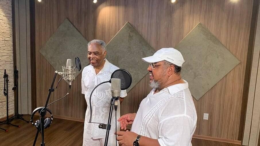 Gilberto Gil e Rallie